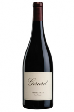 Girard Winery Petit Syrah 2015 Napa Valley