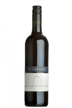 Sumaridge Red Blend 2015 (Merlot Cabernet Franc Malbec)