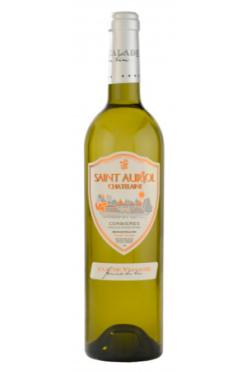 Saint Auriol Chatelaine Blanc 2016 AOP Corbières Blanc