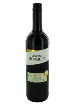 Vincent Bouquet Merlot 2018