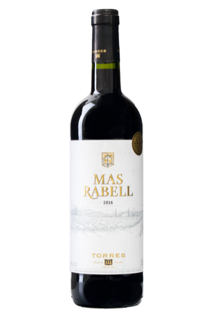 Torres Mas Rabell Dry Red 2017