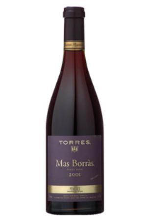 Torres Mas Boras Pinot Noir 2015 D.O. Penedés