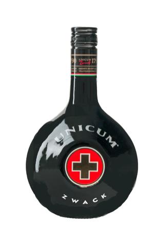 Hongaarse likeuren Zwack Unicum 42% - 1/2 ltr