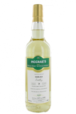 Whisky Mc Crae's Littlemill 26 years - Single Malt Single Cask - 56,50 % - 70 cl - Cask Strenght