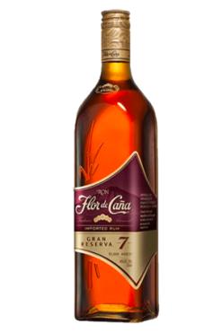 Flor de Caña Rum Grande Reserve 7y - 70 cl - 40°