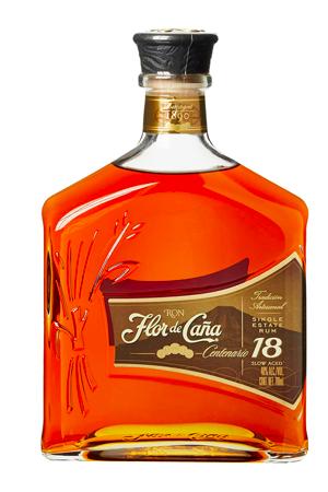 Flor de Caña 25y Slow Aged Rum - 70 cl - 40° Single Estate Rum in Etui