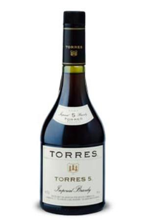 Torres Torres 5 - Imperial Brandy 5 years - 38° Solera Reserva