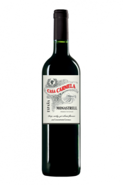 Casa Carmela Monastrell Barrica 2015 - Magnum