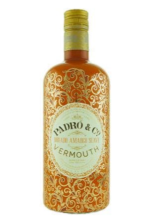 Padró & Co. Vermouth Dorado Amargo Suave