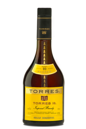 Torres Torres 10 - Imperial Brandy 10 years old - 40 ° Gran Reserva