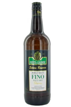 Sherry Grande Fiesta Fino Dry 15 % - 1 liter