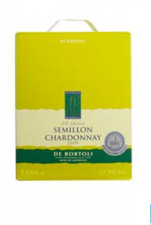 De Bortoli DB Range Semillon Chardonnay BIB 3 liter