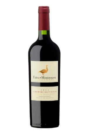 Fabre Montmayou Barrel Selection Cabernet Sauvignon 2018- Patagonia