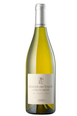 Vignerons de Beaumes de Venise Légendes des Toques Blanc 2018 - Côtes du Rhône AOC