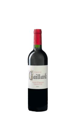Saint-Emilion Château Gaillard Grand Cru 2015 37,5 cl