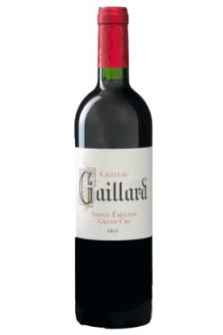 Saint-Emilion Château Gaillard Grand Cru 2016 Magnum