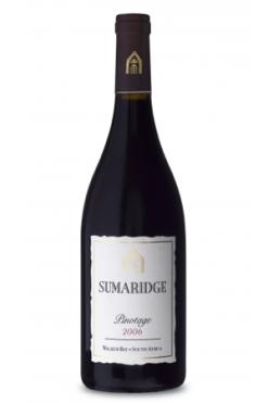 Sumaridge Pinotage 2015 Magnum