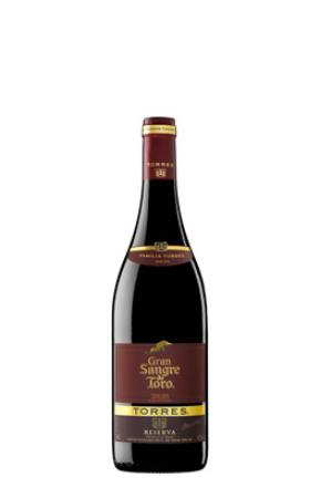 Torres Gran Sangre De Toro Tinto 2016 37,5 CL