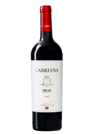 Torres Cabriana 2015 DO.O. Terra Alta