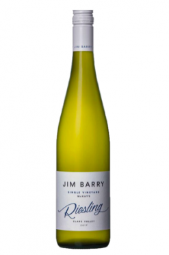 Jim Barry Single Vineyards Riesling 2017 Claire Valley