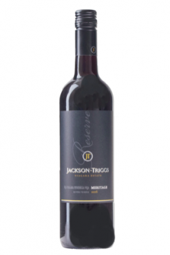 Jackson -Triggs Estate Reserve Meritage Black Label 2018 VQA